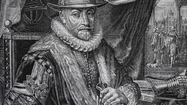 الأمير الهولندي ويليام ذا سايلنت