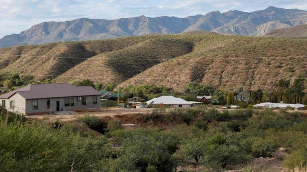 The La Mora ranch