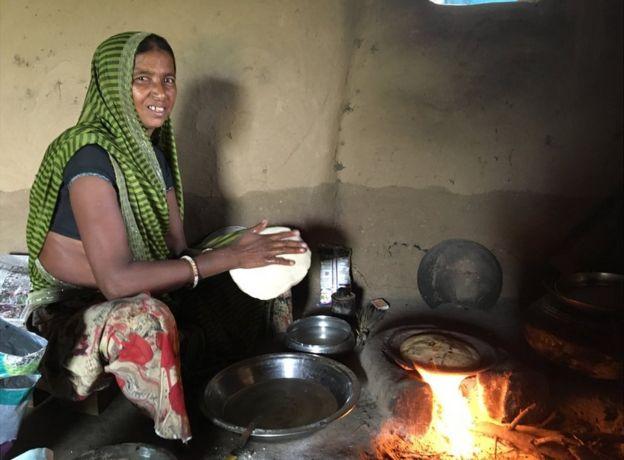 Manshu Damor's daughter-in-law Karma