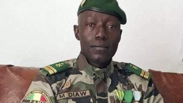 Le colonel Malick Diaw est le chef adjoint du camp de Kati où la mutinerie a commencé