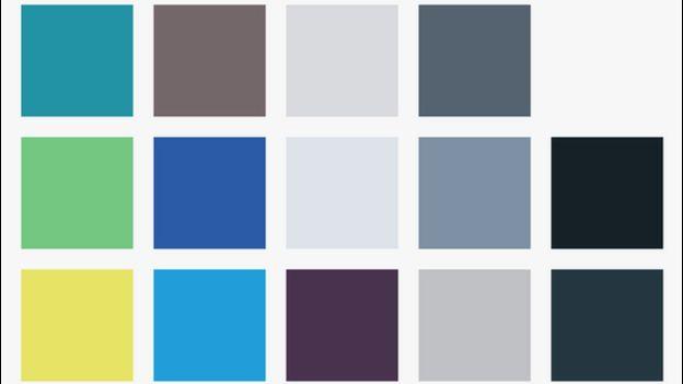 Colores sólidos en WhatsApp