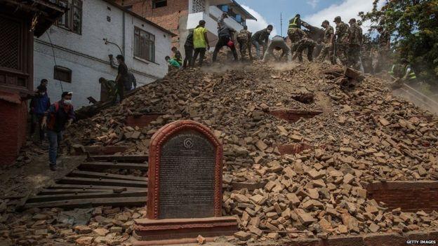 काठमाण्डू उपत्यका भूकम्प