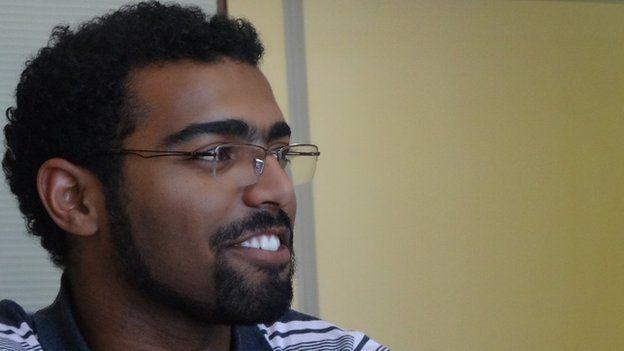 O pesquisador Emerson Rocha