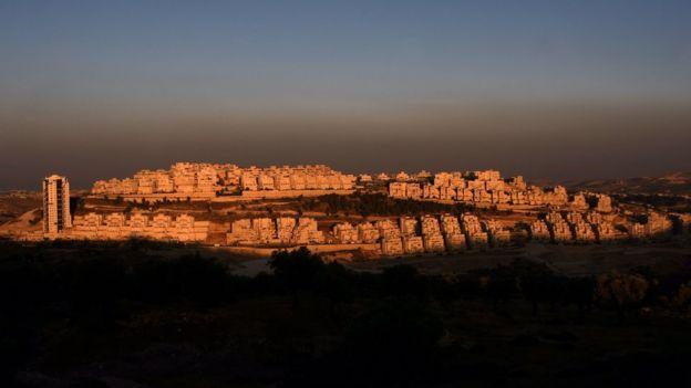 Assentamento de Har Homa, em Jerusalém