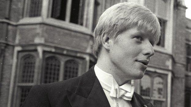 Boris Johnson muda, Juni 1986, Pemilu Inggris