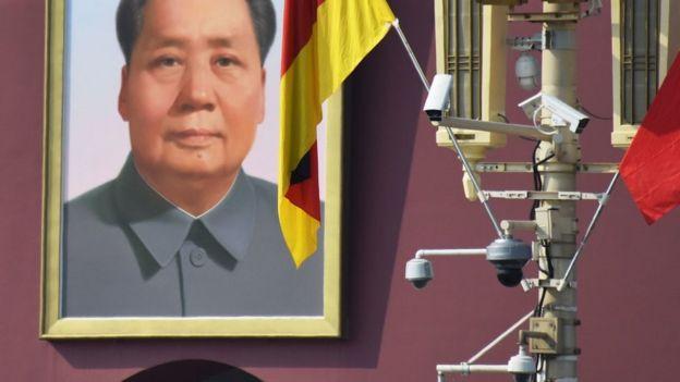 Камеры наблюдения в Пекине