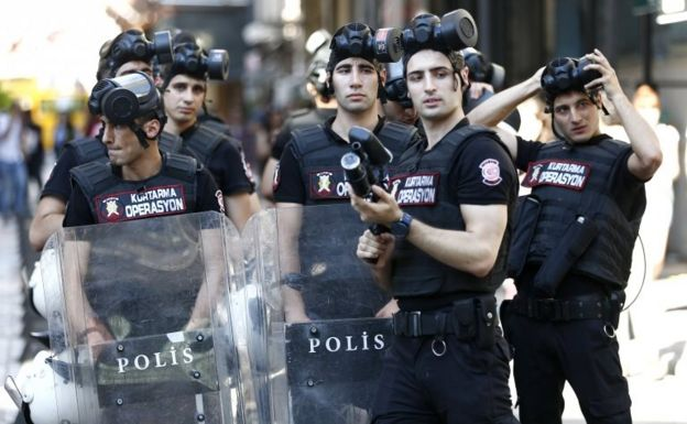 İstanbul polis