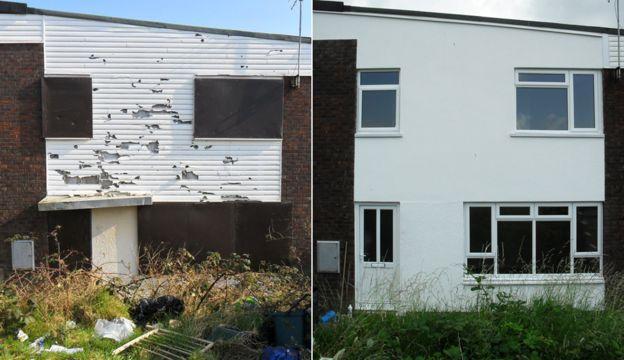 House renovation projects uk