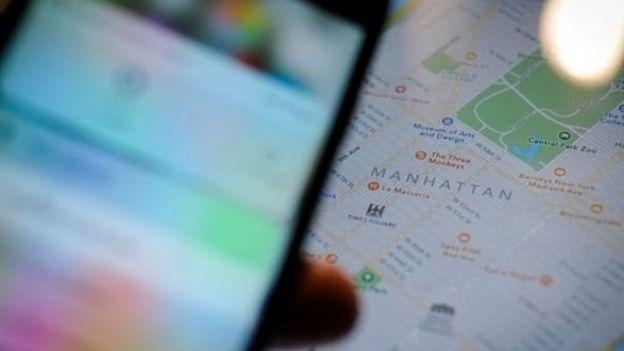 خدمة خرائط أبل اتسمت بالفقر إلى درجة كبيرة عند طرحها في سبتمبر/أيلول عام 2012