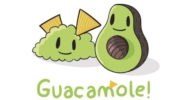 Aguacate y guacamole