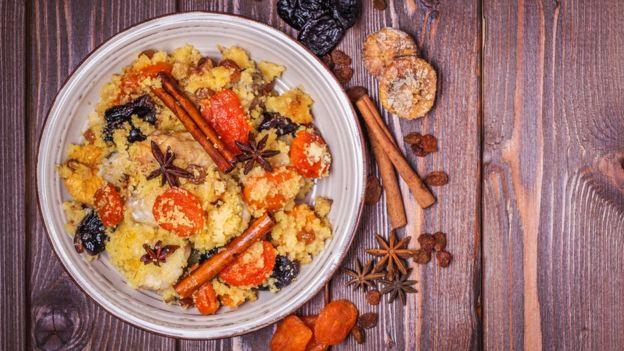 Марокканское блюдо