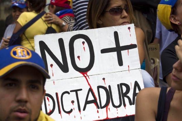 Venezuela lleva más de cuatro meses sumida en una ola de protestas.