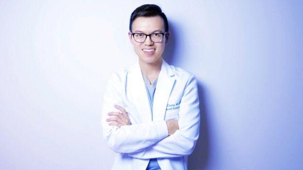 El doctor Chiang quiere que mas médicos usen las redes sociales de una manera eficaz
