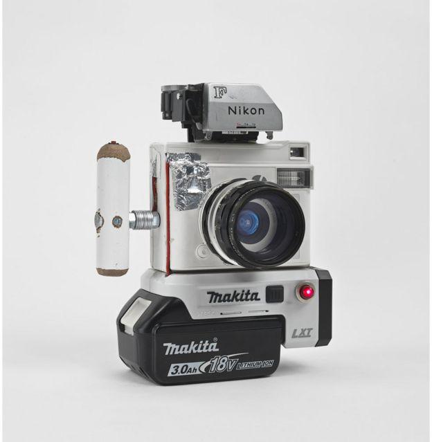 Tom Sachs camera