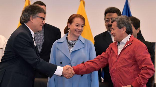Gustavo Bell y Pablo Beltran