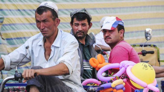 新疆是中國西部穆斯林人口聚居地少數民族自治區