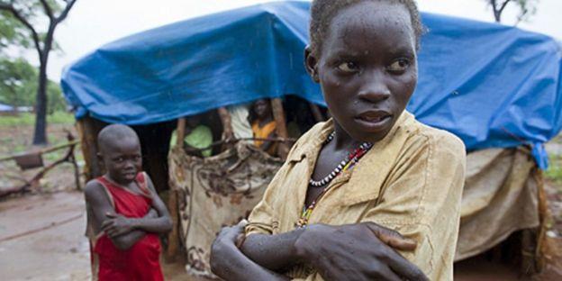 Watu wengi wameikimbia Sudan Kusini