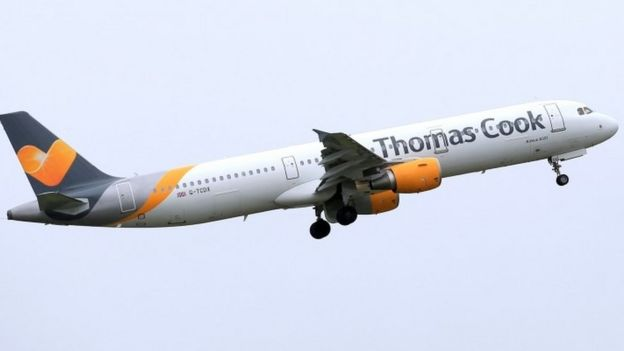 Thomas Cook: What's gone wrong at the holiday firm? - BBC News