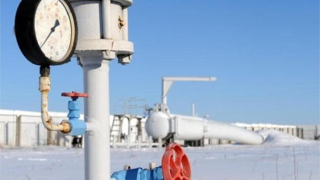 Газова система