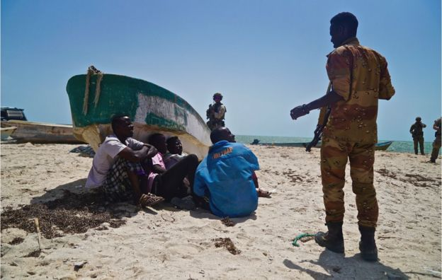 Somalia piracy: How foreign powers are tackling it - BBC News