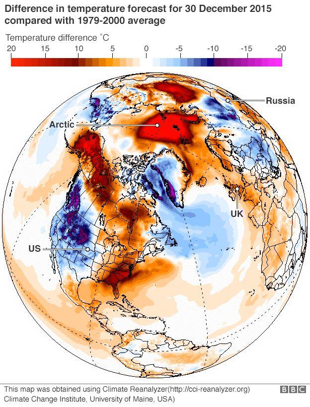 El Nino weather \'could be as bad as 1998\', says Nasa - BBC News