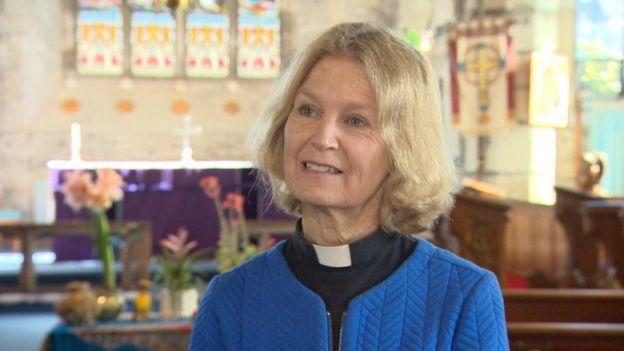 The Rev Prof Gina Radford,