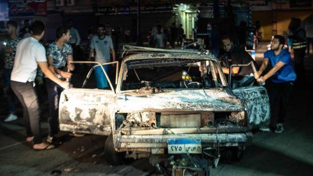 """السلطات المصرية: حادث الانفجار في القاهرة """"عمل إرهابي"""" _108190649_79c2cf41-3dfb-499e-9192-fb432dccc3f8"""