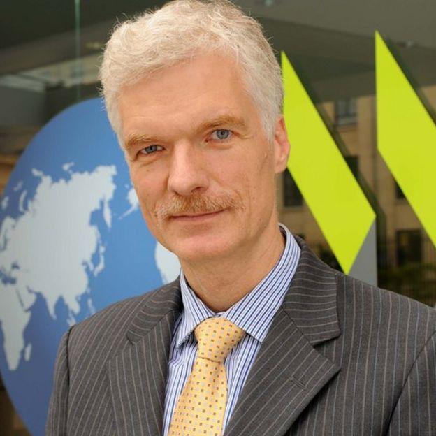 Diretor de educação da OCDE