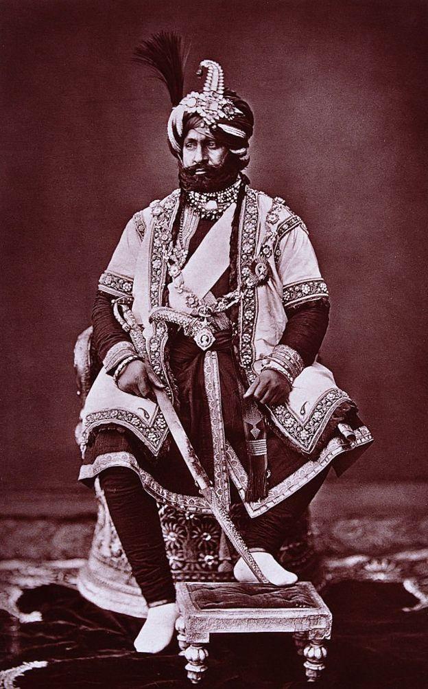 காஷ்மீர் மகாராஜா