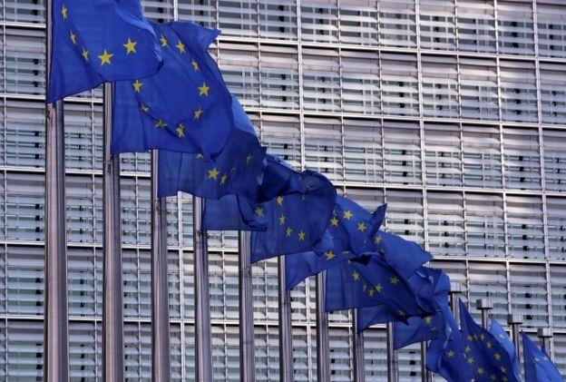 AB'nin Brüksel'deki merkezi