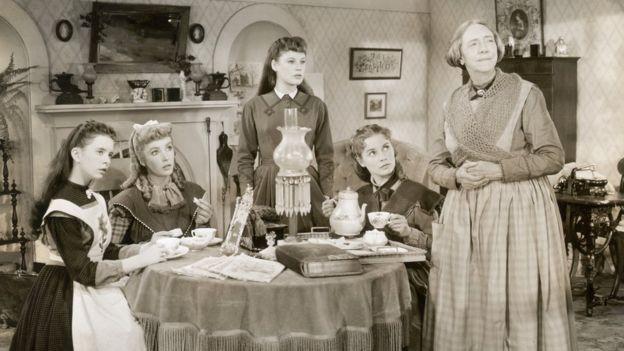 نساء صغيرات - نسخة عام 1949