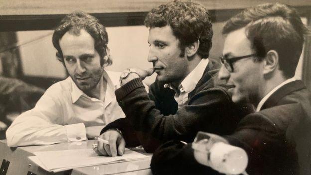 John Barry, Tom Jones and Don Black