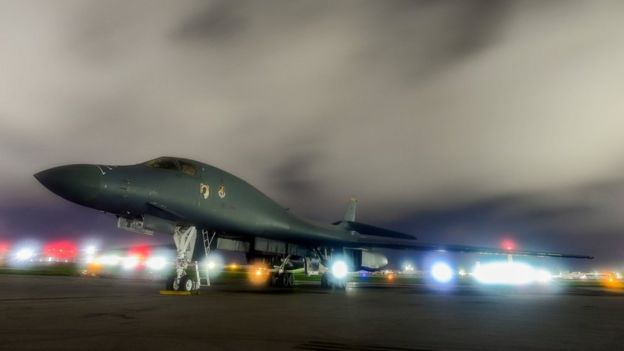Air Force B-1B
