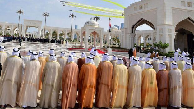 شیوخ امارات به رشد اقتصادی برای حفظ ثبات متکی هستند