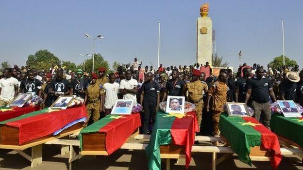 Le peuple Burkinabe attend encore que le nouveau régime fasse ses preuves.