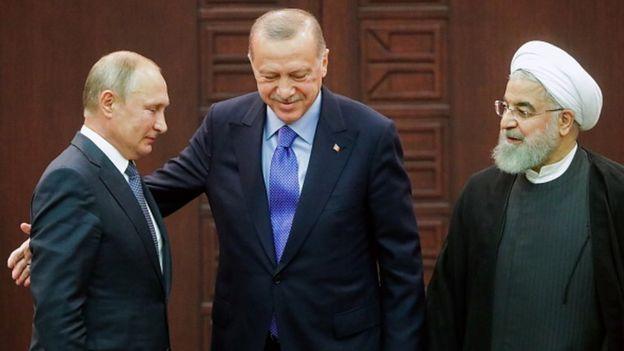 Putin, Erdoğan ve Ruhani