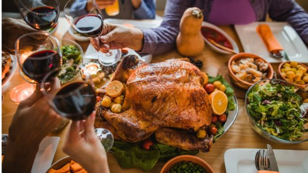 Christmas Meal.Is It Ever Ok To Charge Family For Christmas Lunch Bbc News