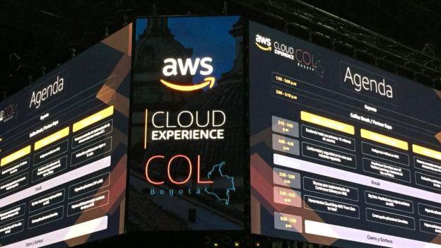 Seminario de Amazon en Bogotá