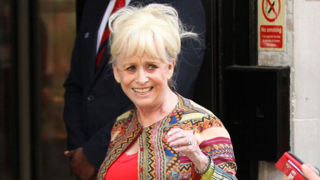 0ad9676a48c3 EastEnders star Barbara Windsor diagnosed with Alzheimer's - BBC News