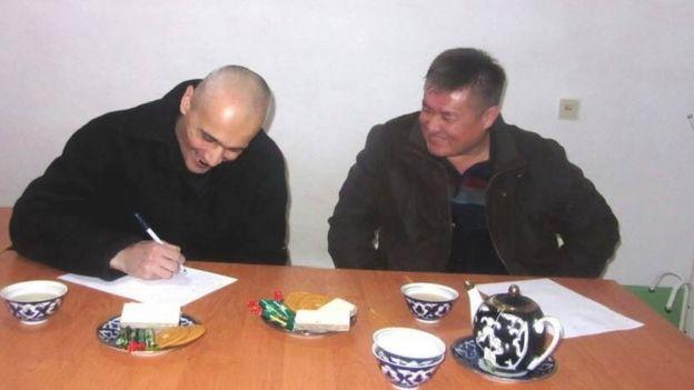 """Искандар Худойберганов """"Жаслиқ""""даги шароитлар яхшиланганини айтган"""