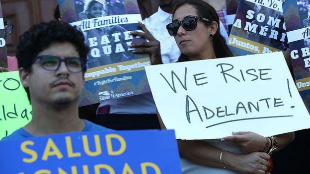 Protesto pro-DAPA
