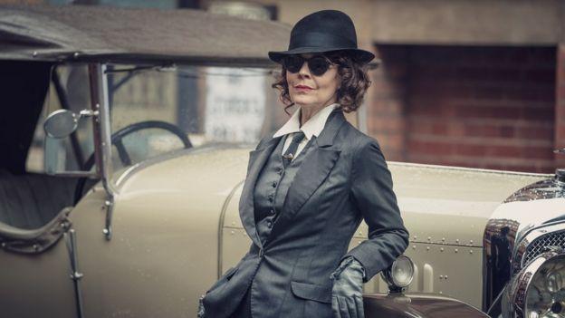 Helen MekKrori u seriji Piki blajnders