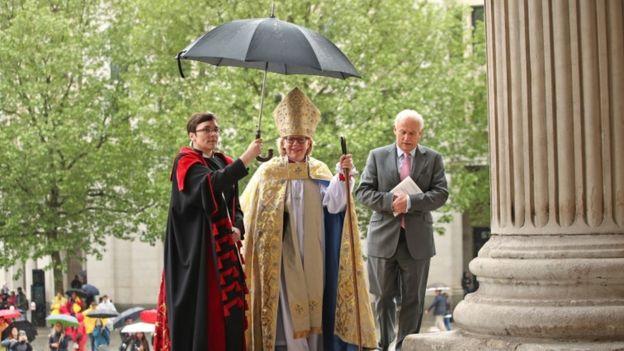 Bishop Sarah Mullally