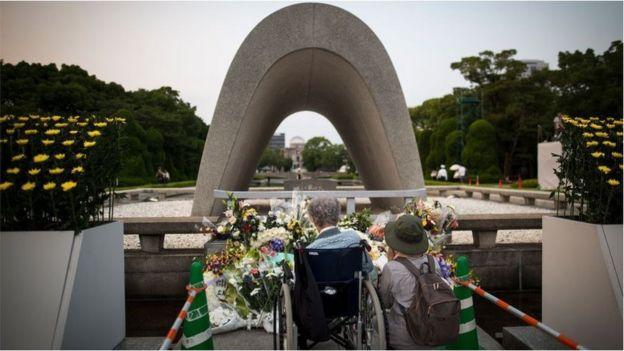 تشهد هيروشيما في كل عام مراسم لإحياء ذكرى قصفها بالقنبلة الذرية، ما أودى بأرواح أكثر من 135 ألف شخص
