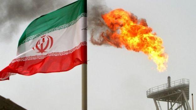 • ایالات متحده تحریمهای صادرات ایران از جمله نفت را تشدید کرده است
