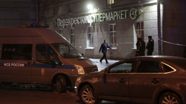 Putin, power and poison: Russia's elite FSB spy club - BBC News