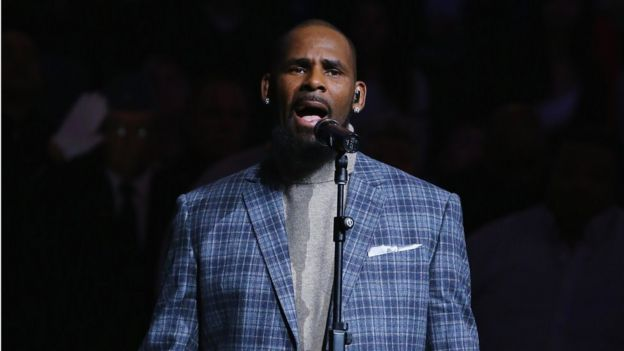 R. Kelly Releases 19-Minute Track 'I Admit' Addressing Sex Cult Allegations