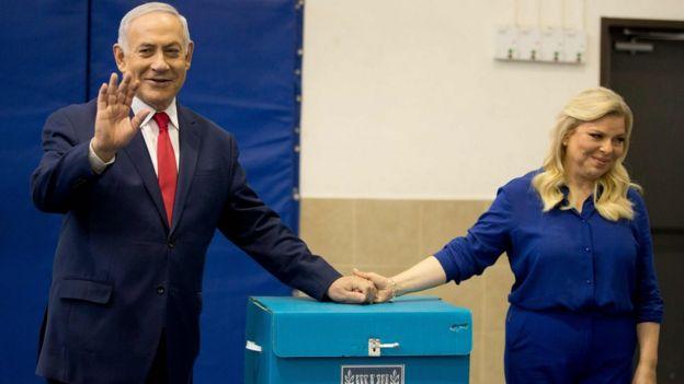 Israel election: PM Netanyahu seeks record fifth term - BBC News