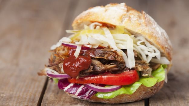 Barbecued Rare Burgers Pose Food Poisoning Risk Bbc News