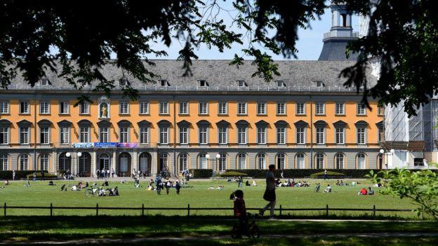 Đại học Bonn, Đức